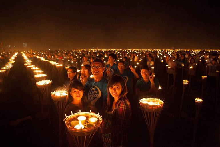Global Light of Peace 2017