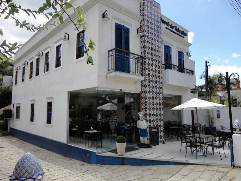 Restaurante Parrô do Valentim.