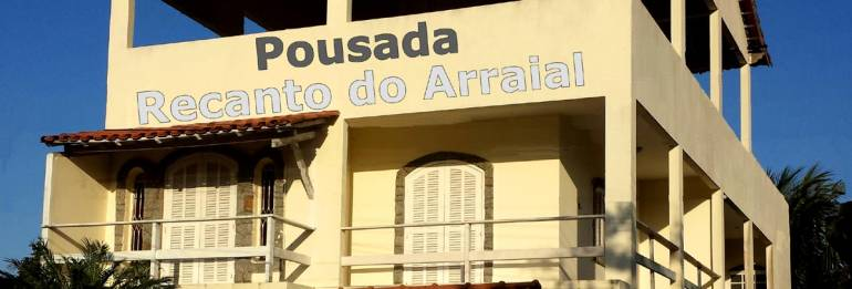 Pousada Recanto do Arraial.